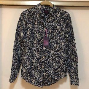 J.Crew Liberty of London blouse 2